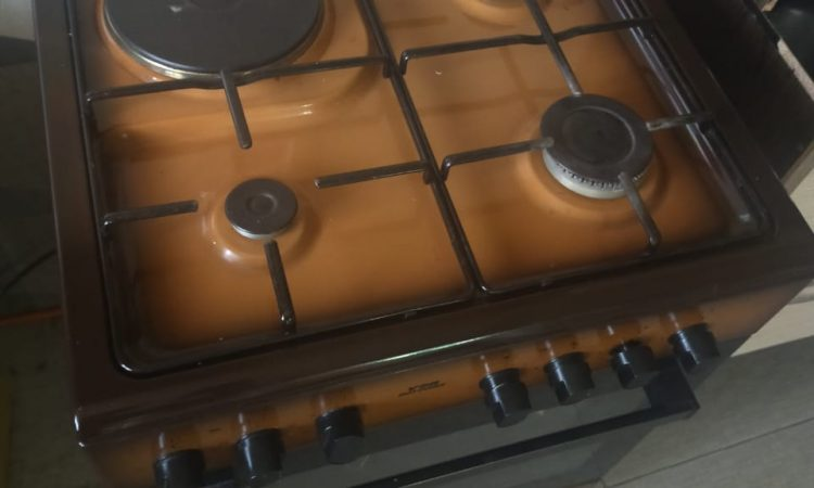 Cooker 4 Gas 1 Electric Gas Cooker II
