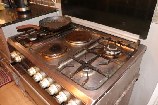 Armco 6 Burner Cooker 4gas 2 Electric & Oven