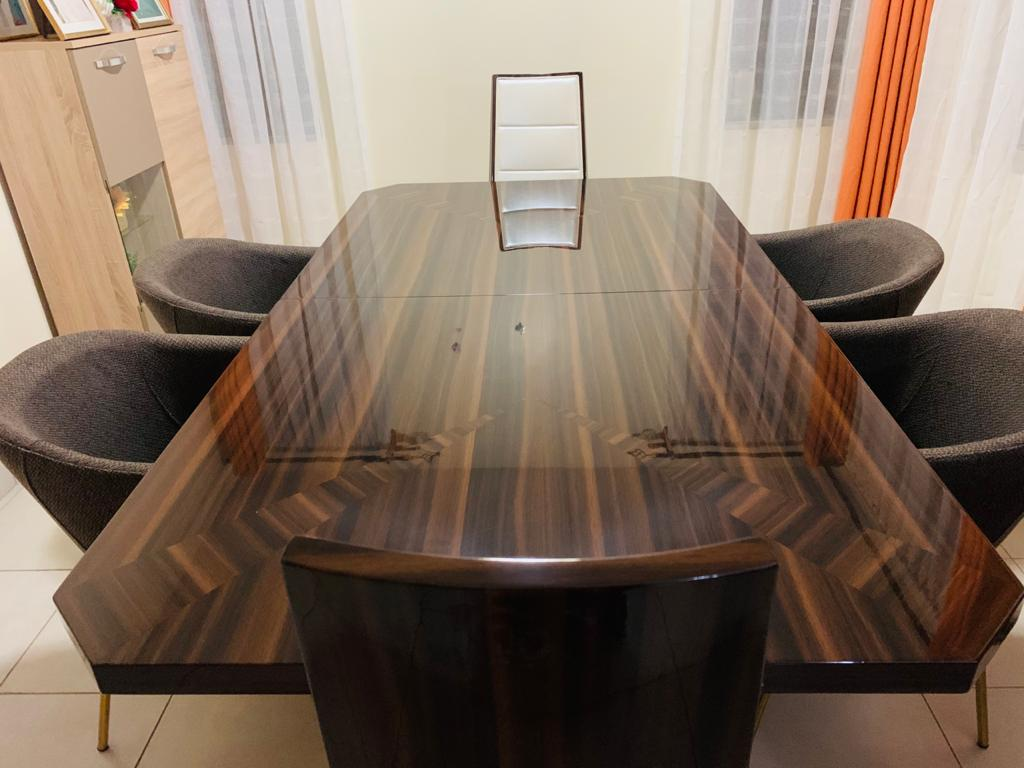 Royal Dining Set, dining Table for sale in kenya. Buy Today