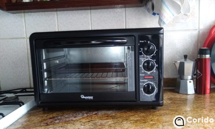 Table-top Ramtons Oven (2)