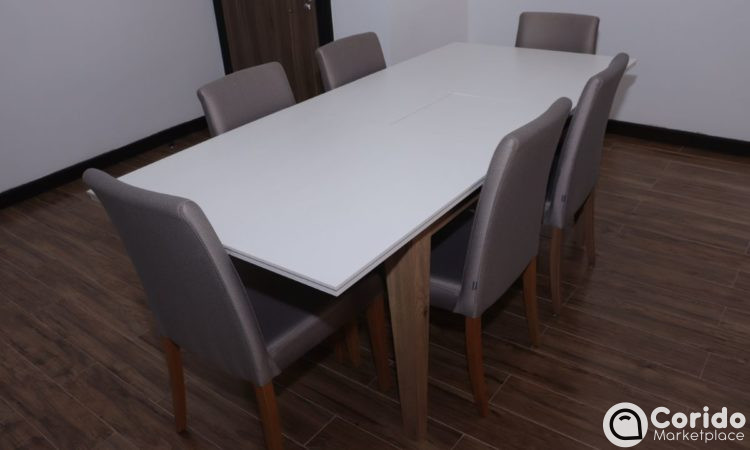 Mayer Extendable Dining Table
