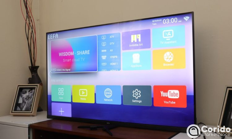 EFFA 43'ANDROID TV
