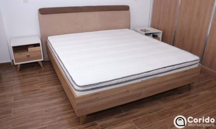 Mayer 6 x 6 King Size Bed